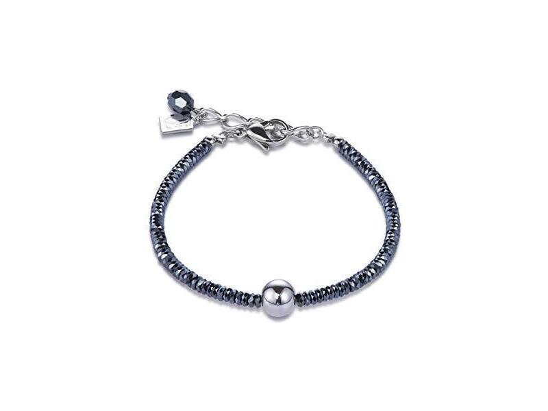 Product standard 4932 30 1700 silver steel womens coeur de lion bracelet