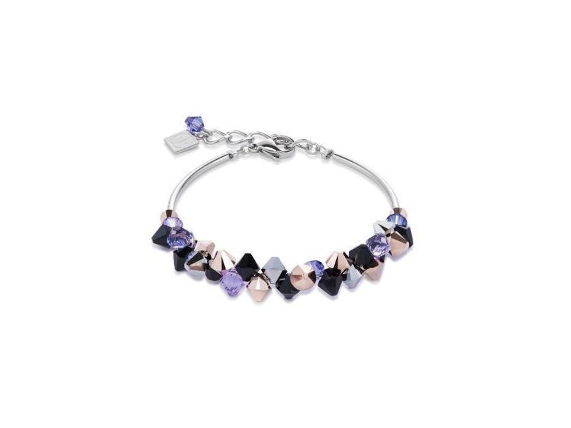 Product standard 4938 30 0800   coeur de lion   violet  bracelets   stainless steel   4250409699565