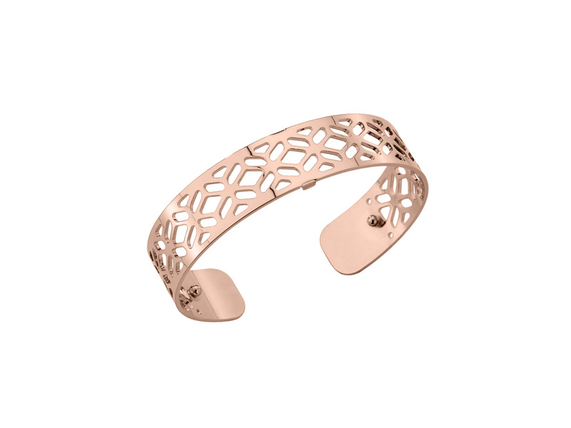 Product standard 70265434000000   les georgettes   lgs customisable rose gold plated cuff 14mm   rose gold   3607051375353
