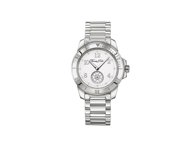 Product standard wa0205 201 202 40 thomas sabo glam soul watch ladies silver