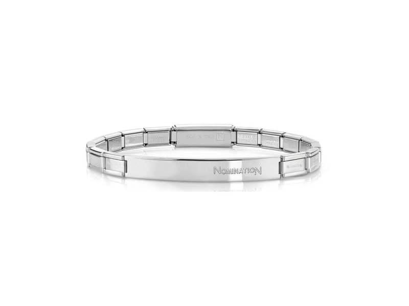 Product standard 021112 001   nomination italy   stainless steel trendsetter bracelets    stainless steel   8033497392206