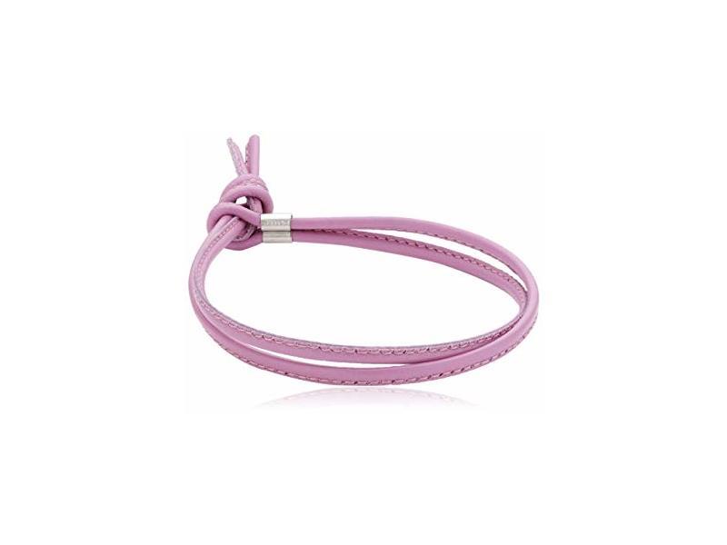 Product standard 065088 009   nomination italy   bon bon lilac leather bracelets    gold   8033497297303