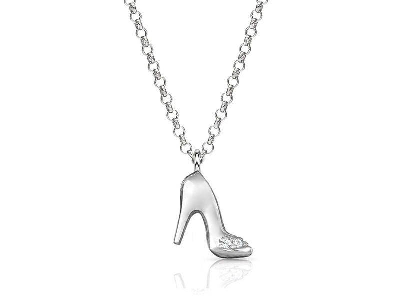 Product standard 146201 007   nomination italy   stone set silver gioie high heel necklaces    silver   8033497391650