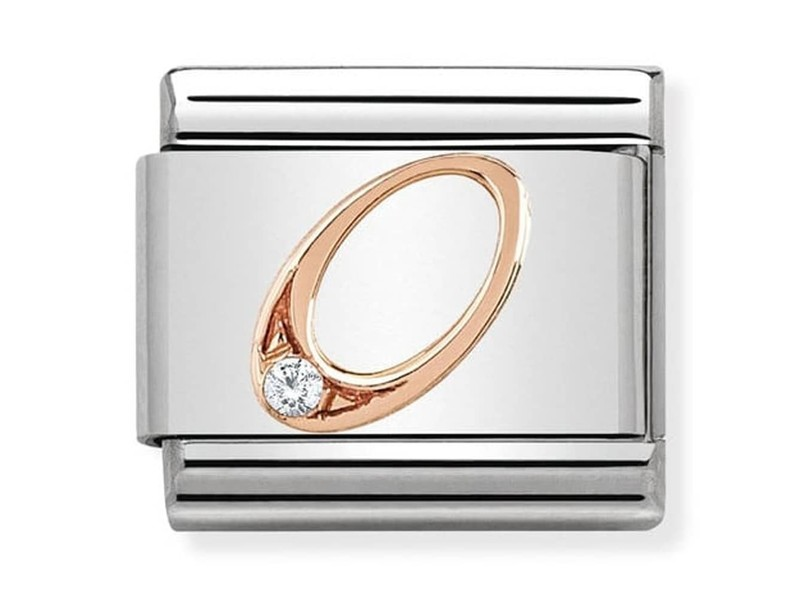 Product standard 430315 00   nomination italy   composable rose 0 link    rose gold   8033497420503
