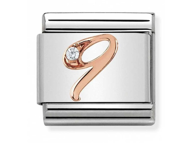 Product standard 430315 09   nomination italy   composable rose 9 link    rose gold   8033497420596
