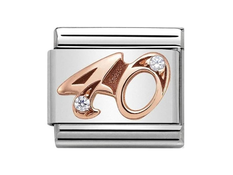 Product standard 430315 40   nomination italy   composable rose 40 link    rose gold   8033497440884