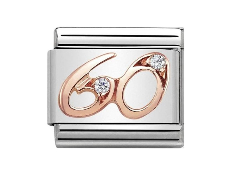 Product standard 430315 60   nomination italy   composable rose 60 link    rose gold   8033497440907