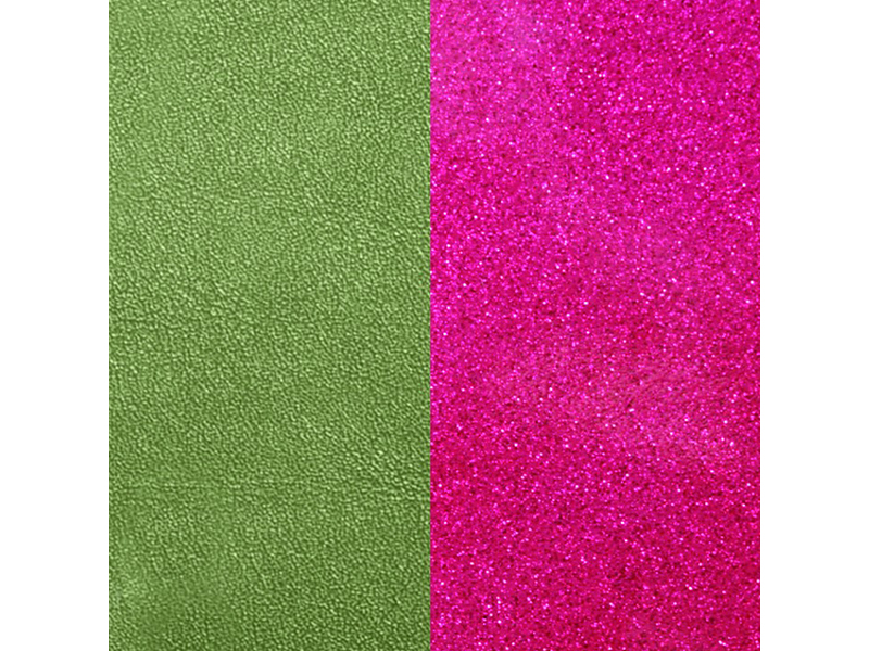 Product standard 702755199b0000   les georgettes   lgs aloe green or hot pink reversable leather