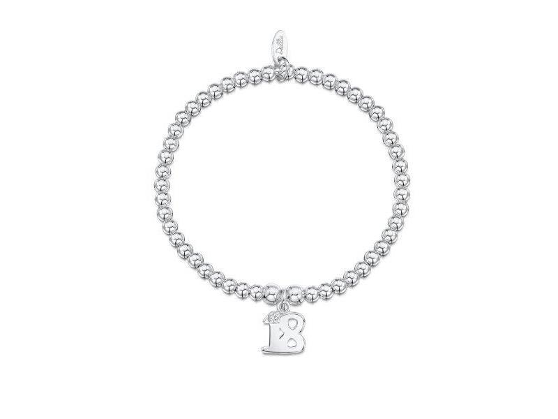 Product standard a047   dollie    dollie silver 18 charm bracelets   silver