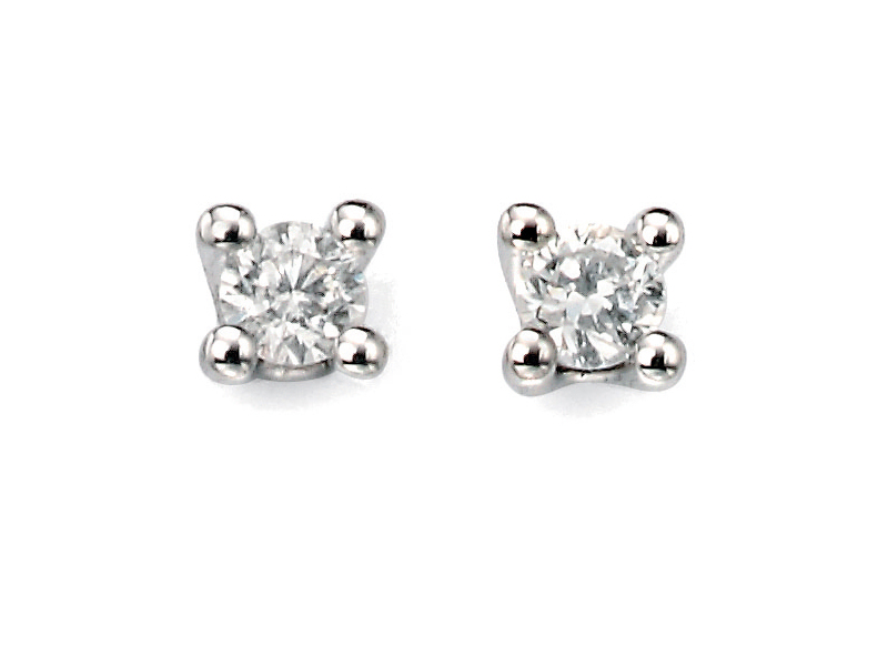 Product standard ge937   fourth avenue   our white gold   diamond solitaire stud earrings    white gold