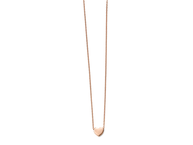 Product standard gn235   fourth avenue   our rose gold small heart necklaces   rose gold