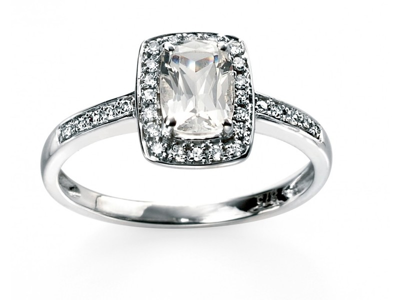 Product standard gr507c   fourth avenue   our white gold   diamond square cluster ring   white gold