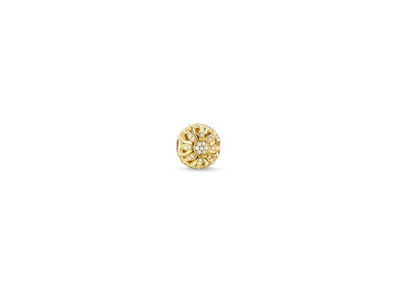Product standard k0031 414 14   thomas sabo   ts gold   cz sunshine bead    gold   4051245111125