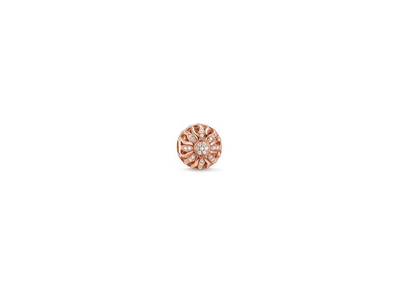 Product standard k0060 416 14   thomas sabo   ts rose gold   cz sunshine karma bead    rose gold   4051245111415