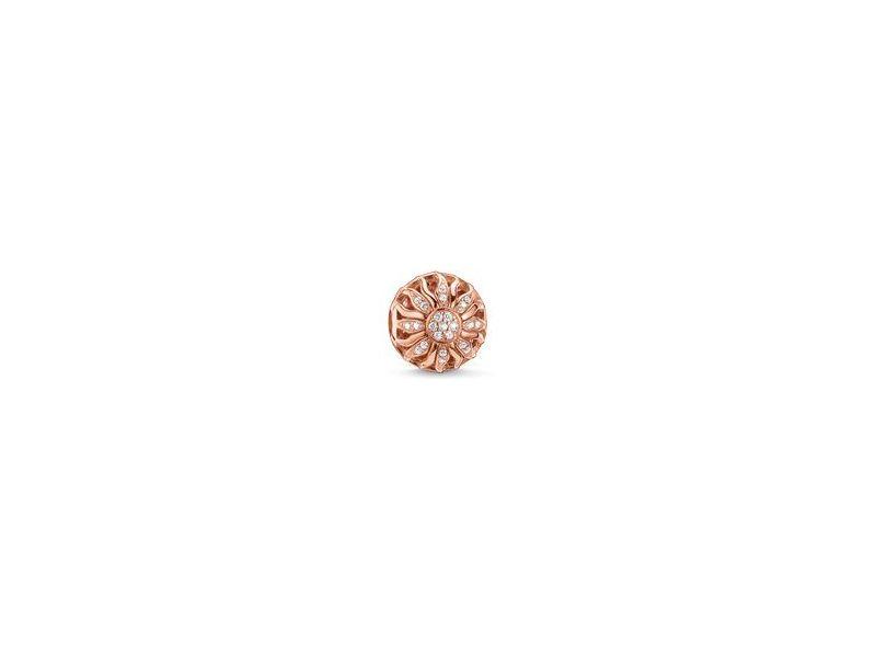 Product standard k0060 416 14   thomas sabo   ts rose gold   cz sunshine karma bead    rose gold   4051245111415