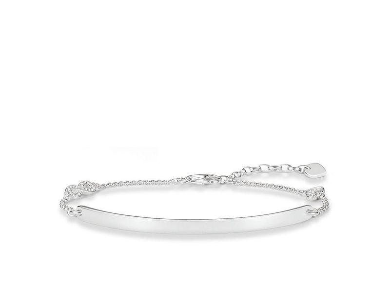 Product standard lba0045 051 14 l18v   thomas sabo   ts silver lovebridge bracelets    silver   4051245228526
