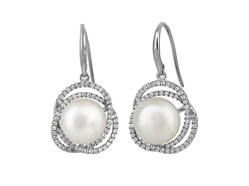 Product standard mrte2 rw   jersey pearl   jp marette altair fresh water pearl drop earrings   silver
