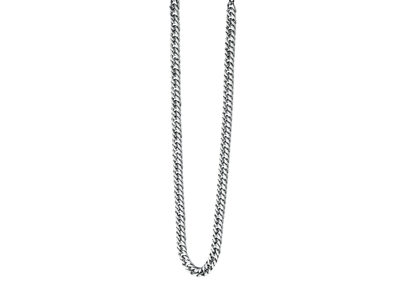 Product standard n3224   fourth avenue   our stainless steel curb chain necklaces    stainless steel   5055067180603