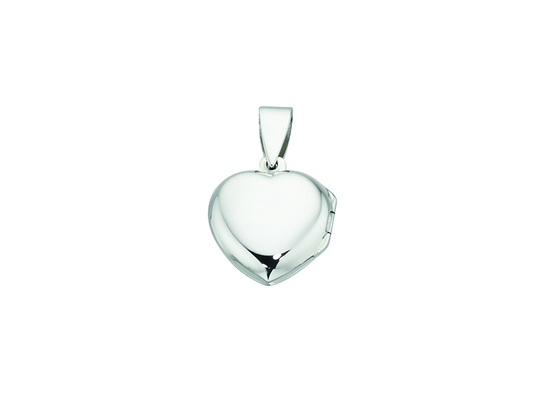 Product standard p3324   fourth avenue   our silver heart locket pendants   silver   5055067181426