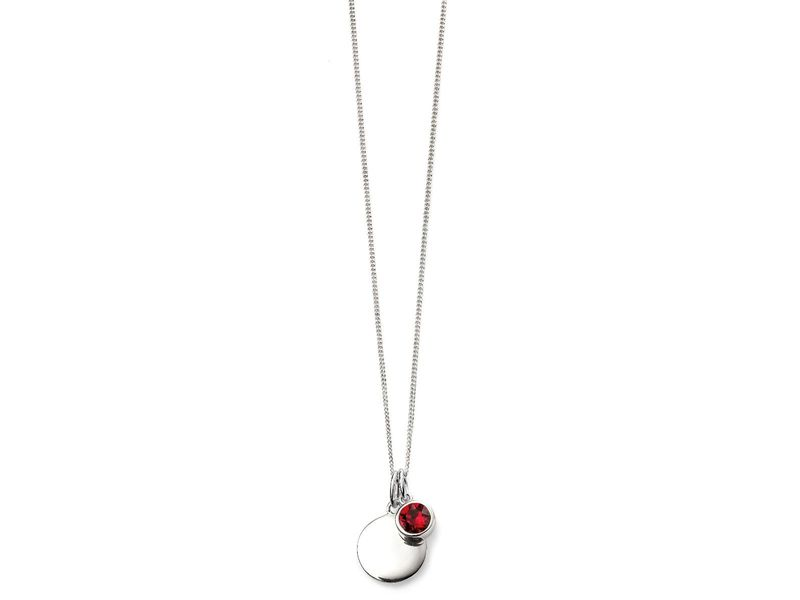 Product standard p4596   fourth avenue   our silver july birthstone pendants    silver