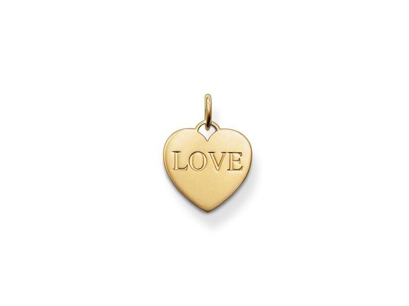 Product standard pe436 413 12   thomas sabo   ts gold love heart pendants    gold   4051245072495