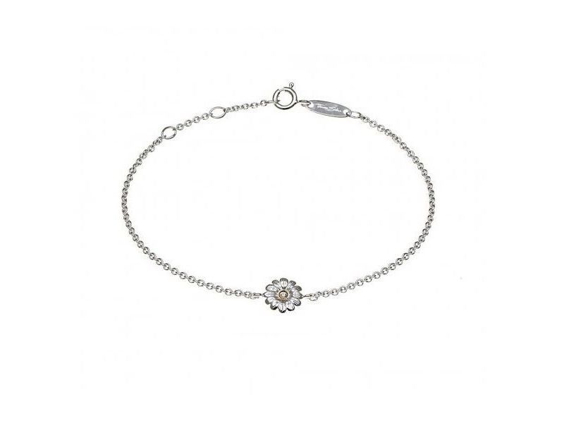 Product standard sd a0002 179 14   thomas sabo   ts silver   gold flower bracelets   silver   4051245049701