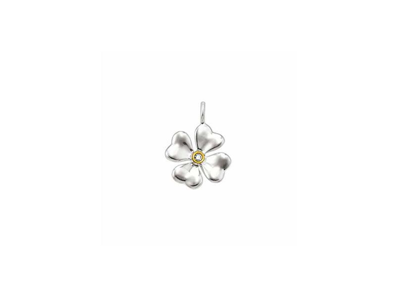 Product standard sd pe0002 179 14   thomas sabo   ts silver   gold cloverleaf pendants    silver   4051245049909