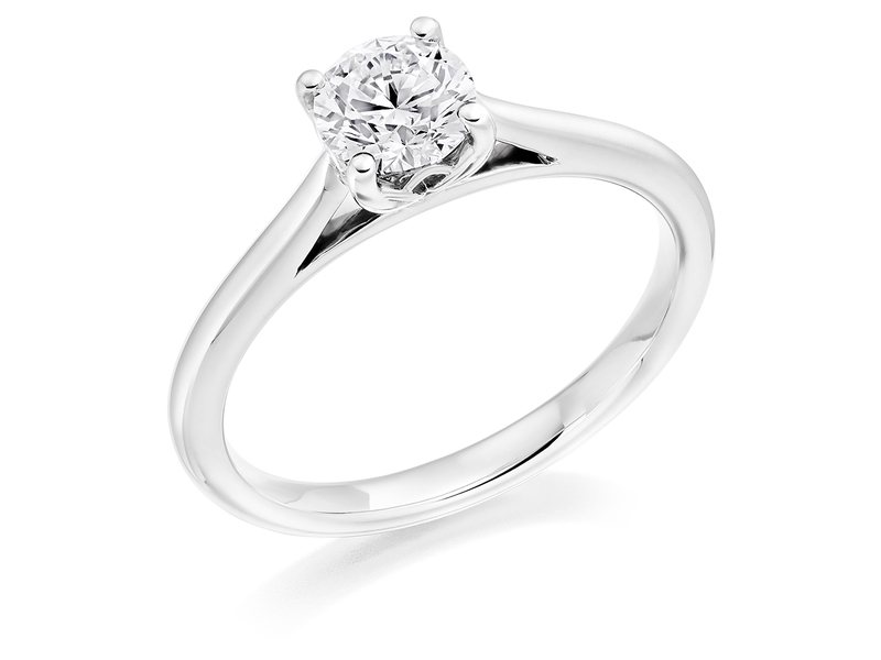 Product standard x2e2m0e6g6mt09   9ct gold 0.51ct brilliant diamond ring   diamond   solitaire   white gold   princess   how to buy engagement ring   best ring   perfect