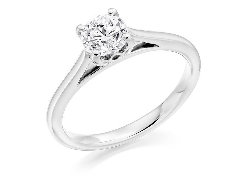 Product standard x2e2m0e6g8mt09   9ct gold 0.70ct brilliant diamond ring   diamond   solitaire   white gold   princess   how to buy engagement ring   best ring   perfect