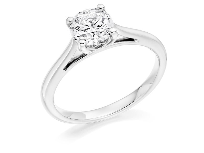 Product standard x2e2m0e6g9mt09   9ct gold 1.01ct brilliant diamond ring   diamond   solitaire   white gold   princess   how to buy engagement ring   best ring   perfect