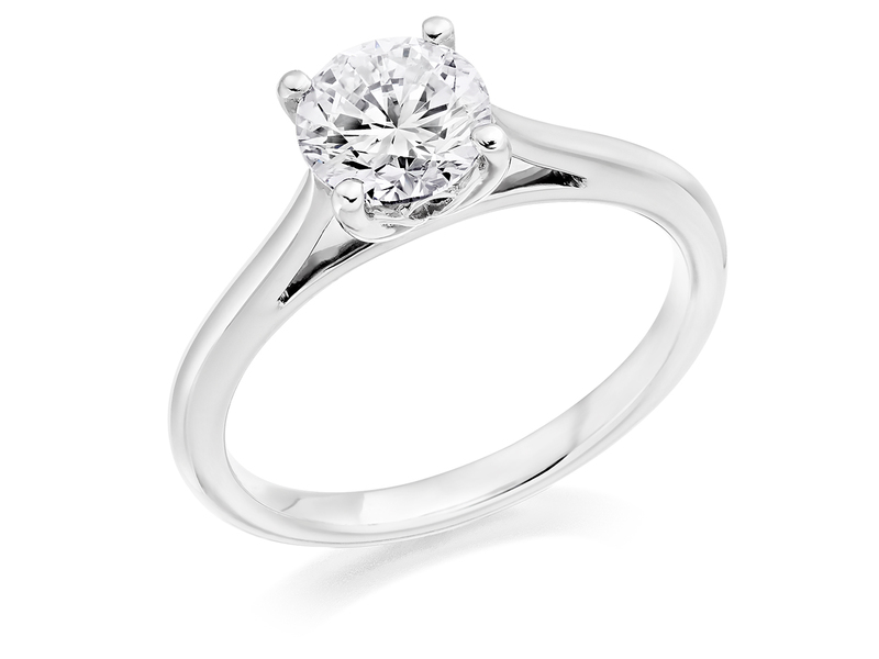 Product standard x2e2m0e7g0mt09   9ct gold 1.01ct brilliant diamond ring   diamond   solitaire   white gold   princess   how to buy engagement ring   best ring   perfect