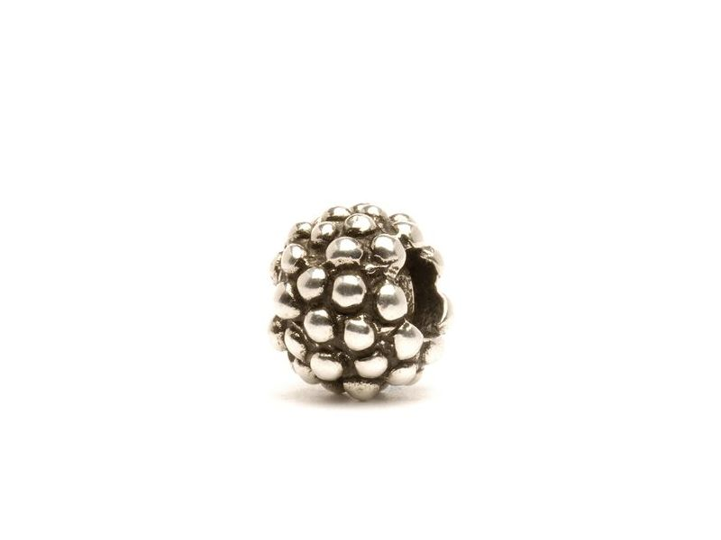 Product standard trollbeads silver berry bead   5711246000291   troll beads   outlet   tagbe 10001