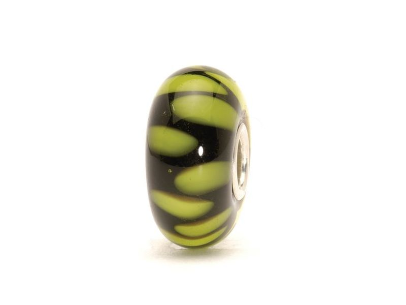 Product standard trollbeads green shadow bead   5711246007290   troll beads   outlet   tglbe 10035