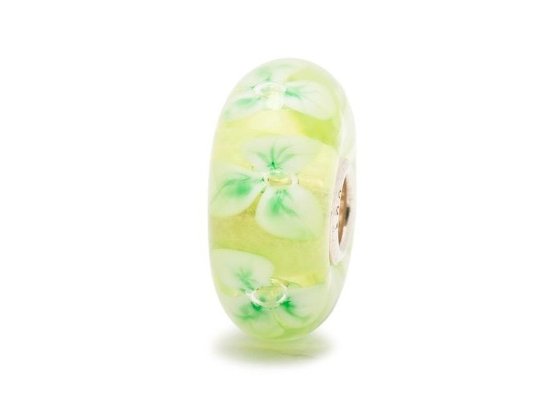Product standard trollbeads snowdrop bead   5711246014090   troll beads   outlet   tglbe 10130
