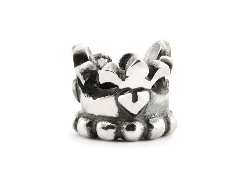Product standard trollbeads prince princes bead   5711246021173   troll beads   outlet   tagbe 10026
