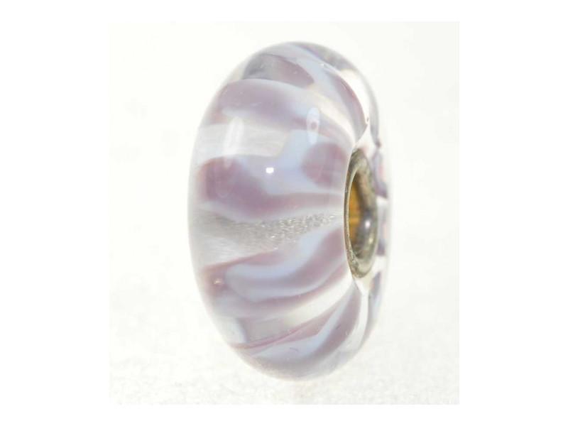 Product standard trollbeads white petal bead   5711246008310   troll beads   outlet   tglbe 10098