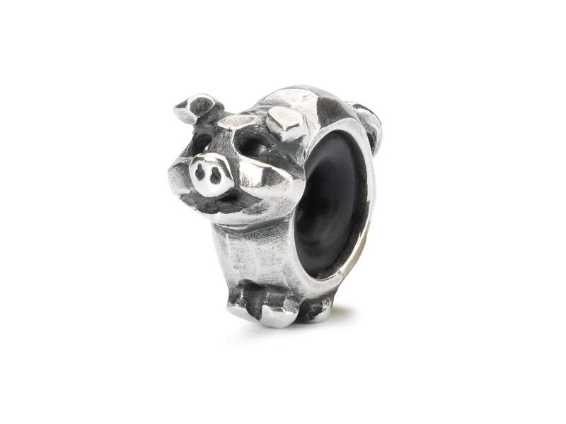 Product standard trollbeads generous piglet spacer    5711246080880   troll beads   outlet   tagbe 20178
