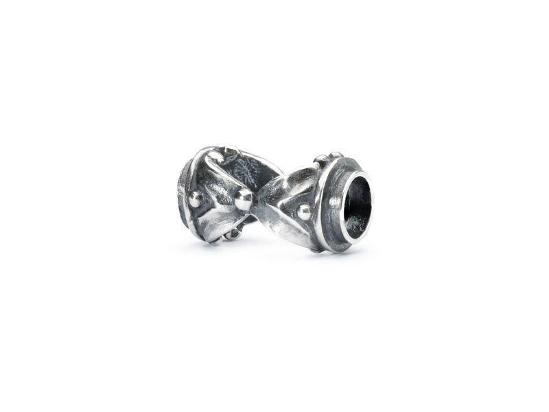Product standard trollbeads hourglass bead   5711246059442   troll beads   outlet   tagbe 10179