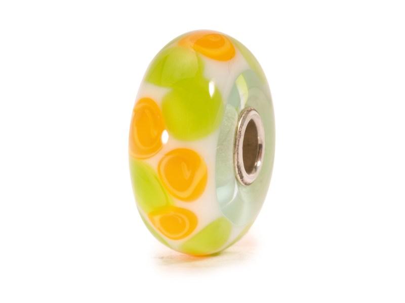 Product standard trollbeads buttercup bead   5711246007801   troll beads   outlet   tglbe 10062