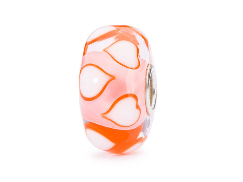 Product standard trollbeads white orange love symphony bead   5711246027489   troll beads   outlet   64617 6