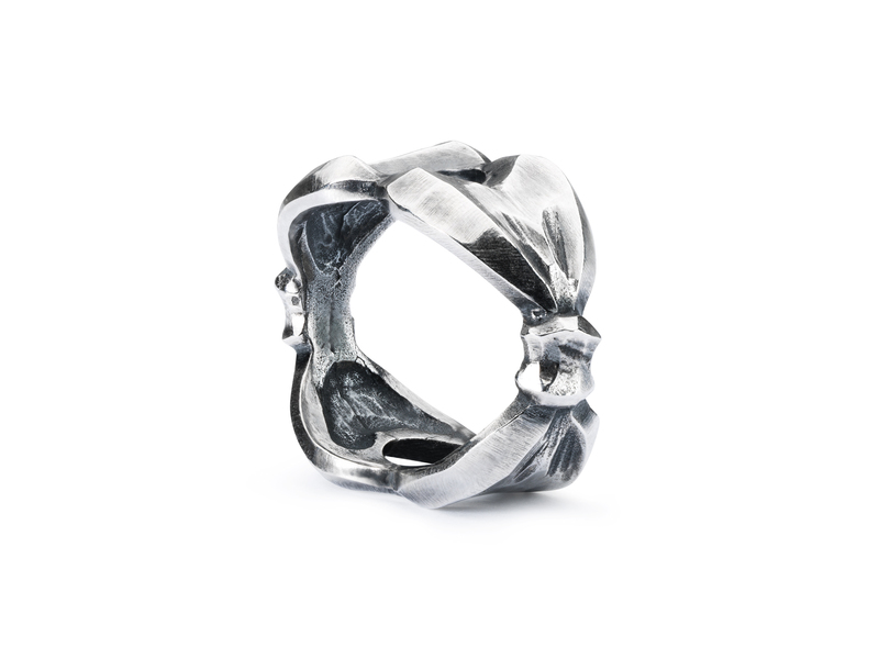 Product standard trollbeads magic bow bead   5711246052894   troll beads   outlet   tagbe 30133