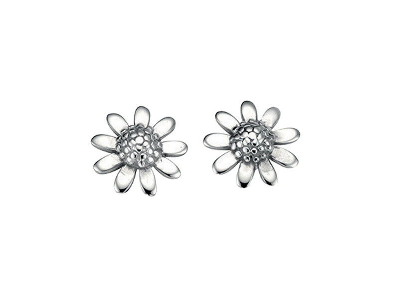 Product standard 2 e3448   fourth avenue   our silver daisy stud earrings   silver   5055067143066