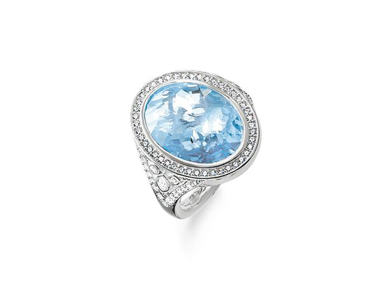Product standard 2 tr2022 059 1 54   thomas sabo   ts silver   cz blue eternity of love ring    silver   4051245131796