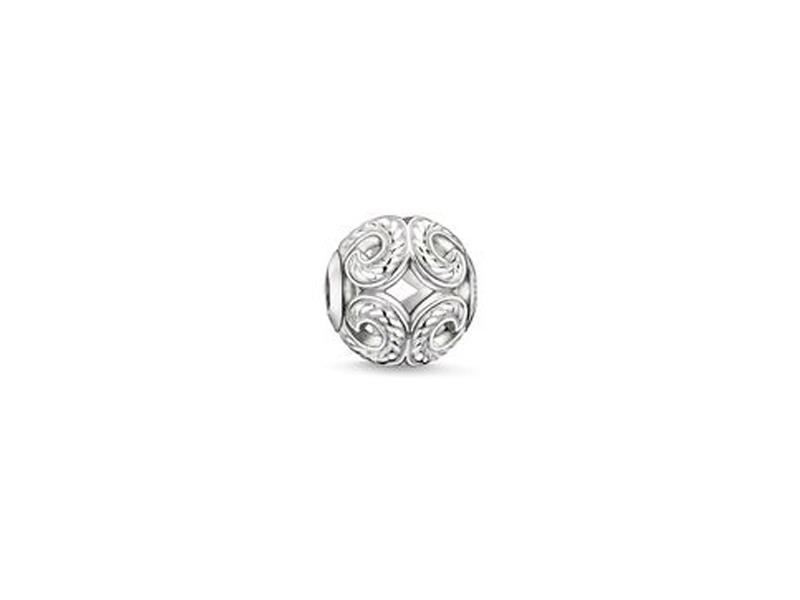 Product standard 2 k0017 001 12   thomas sabo   ts silver wave karma bead    silver   4051245110982
