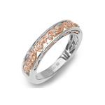 Clogau Cecilia Wedding Ring