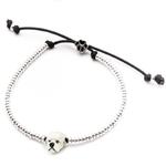 Dog Fever Sterling Silver Maltese Bracelet