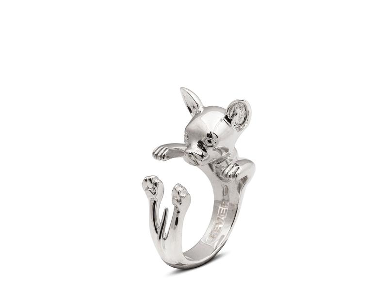 Product standard hug ring chihuahua