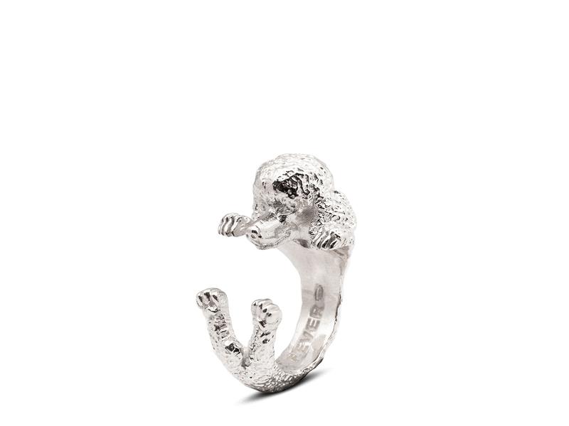 Product standard hug ring poodle