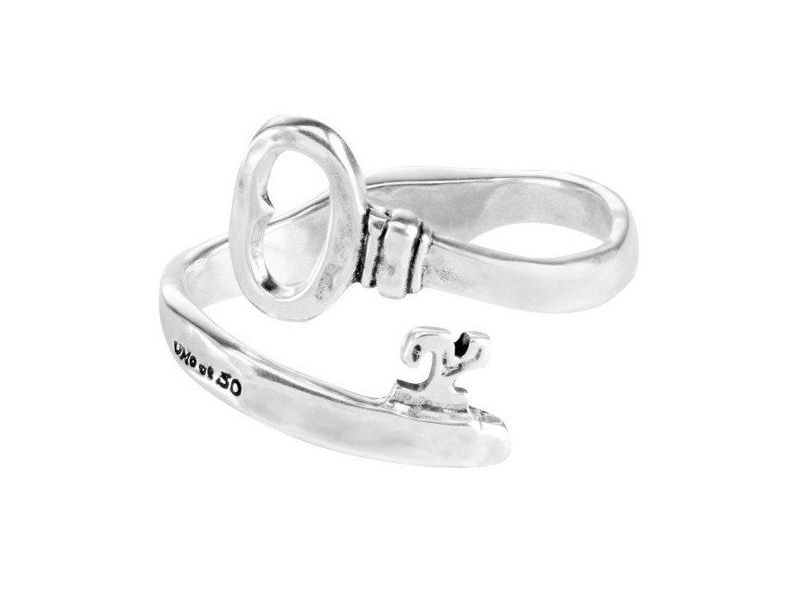 Uno De 50 Key Bangle  PUL1526