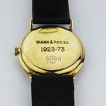 Gents Avia-matic 1970's 14 carat yellow gold